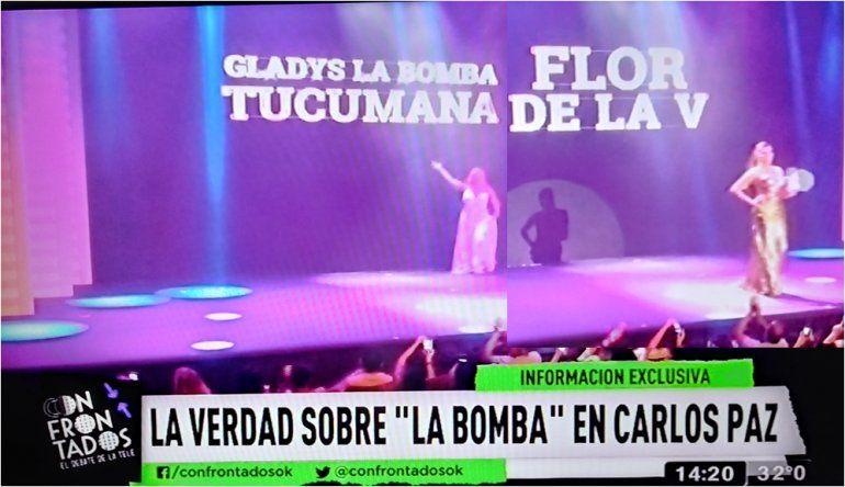 El aplausómetro de La Bomba Tucumana, ¿quién se lleva la ovación en el teatro: ella o Flor de la Ve?