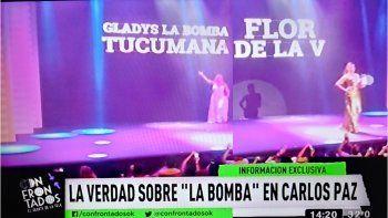 El aplausómetro de La Bomba Tucumana
