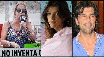 María Valenzuela fue a fondo por el caso Calu-Darthés: Ella se fue por su acoso durante los besos