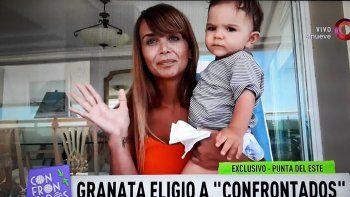 Granata opinó de Luciana Salazar: No quiso concebir a su hija