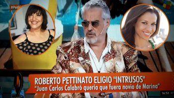 Pettinato habló de sus ex: Con Vernaci salí diez días y Julieta Ortega era demasiado nerviosa para mí