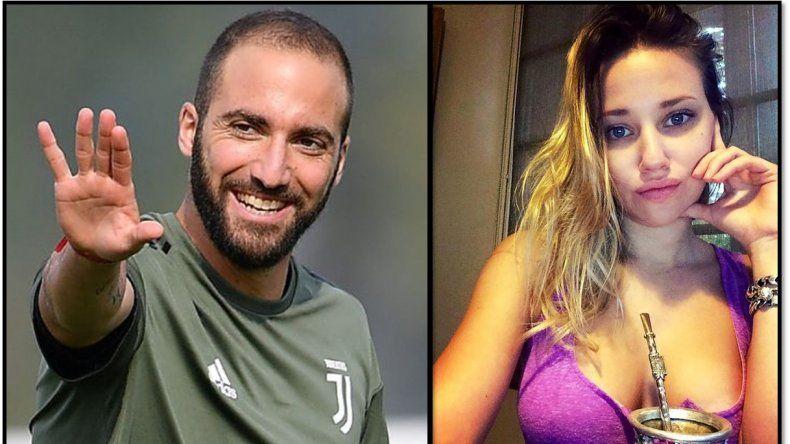 Gonzalo Higuaín se casa antes del 16 de enero con su novia de toda la vida