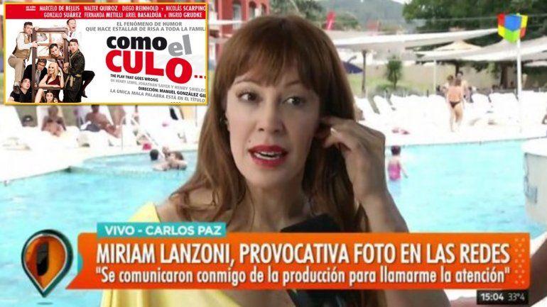 Lanzoni habló de la pérdida de un bebé y le contestó a Grudke: no caigo en esa bajeza