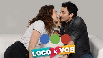 Problemas y postergaciones para la segunda temporada de Loco por vos en Telefe