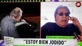Enrique Pinti contó por qué lo internaron y cómo sigue su salud