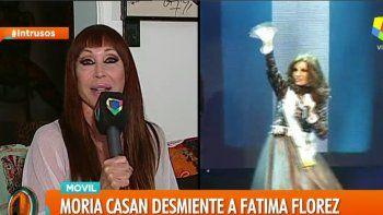 Moria atendió a Fátima y defendió a Cacho lo crucificaron y le hicieron bullying