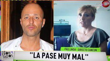 Escándalo: Pau Linda denuncia a Gaby Alvarez de querer prostituirla: Me quiero dar un pase en tus ...