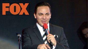Escándalo: Cristian Castro plantó a Fox tras pagarle 20 mil dólares y lo echaron
