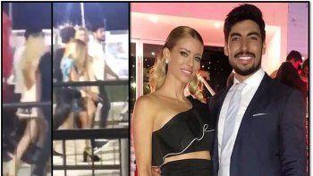 El video de Nicole y Moyano juntos en un boliche: ¿Hay reconciliación?