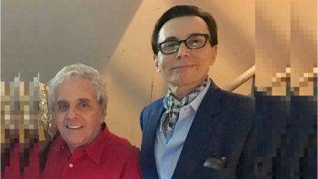 Gasalla y Polino se reunieron en Buenos Aires para armar su programa de tele