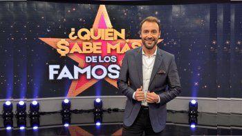 Mimí Pons le ganó a sus compañeros pero perdió la final de ¿Quién sabe más de los famosos?