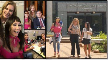 Capítulo cerrado: Moria viajó a Paraguay a finalizar con la causa de las joyas