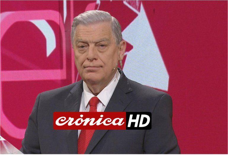 Después de su abrupta salida de Telenoche, Santo Biasatti vuelve a la televisión