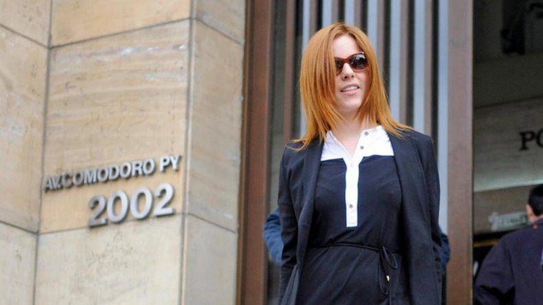 Agustina Kämpfer declaró hoy en la causa de enriquecimiento ilícito y lavado de activos