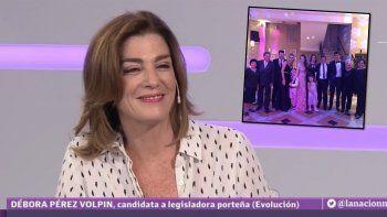 La actual pareja del ex de Débora Pérez Volpin: Nunca voy a dejar de cuidar y mimar a tus cachorros