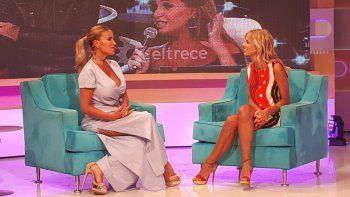 Mariana Fabbiani volvió a su programa con Flor Peña de invitada: ¿La actriz será jurado de Showmatch?