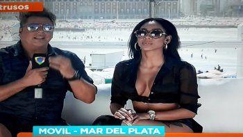 May Alexander renunció en vivo y destrozó a  Fede Bal y Laurita
