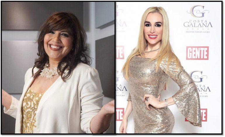 Vernaci liquidó el look de Fátima Flórez: Las tetas parecen dos figazas, tiene un estilo grasa