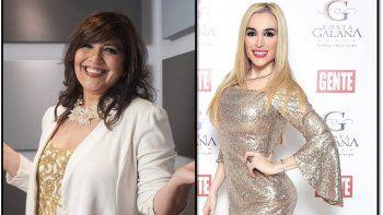Vernaci liquidó el look de Fátima Flórez: Las tetas parecen dos figazas