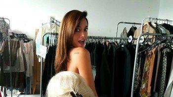 Oriana Sabatini y Vico DAlessandro pareja de una nueva miniserie para TV