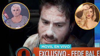 Laurita Fernández separa a Fede Bal de Carmen: Ella habla como si fuera su separación