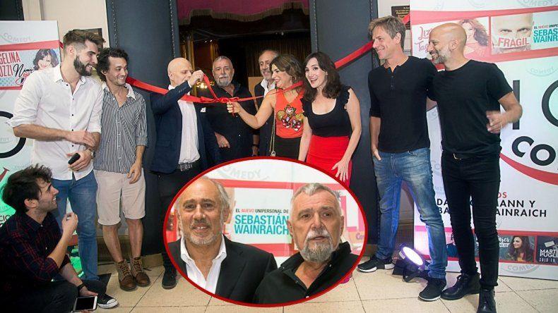 La nueva apuesta de Gustavo Yankelevich con Lino Patalano: Liceo Comedy