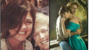 Araceli González hizo función de Los puentes de Madison pendiente de la salud de su madre