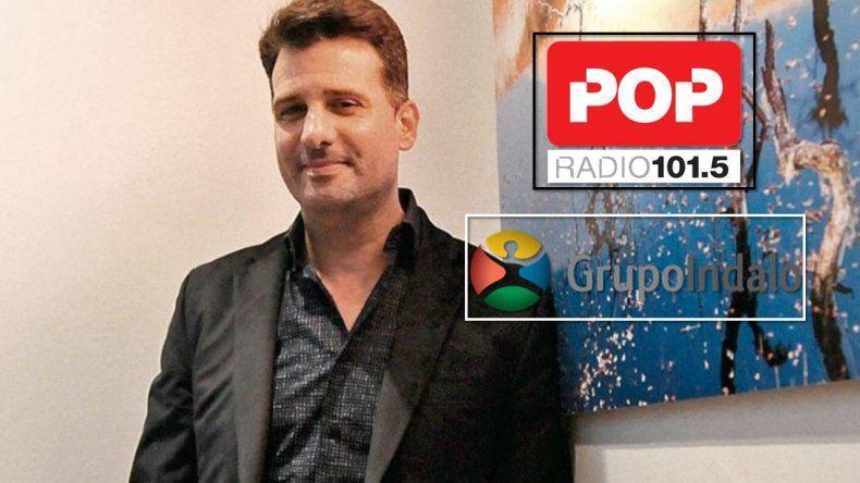 José María Listorti: Voy a trabajar en Pop pero no renuncio a la deuda que Indalo tiene conmigo