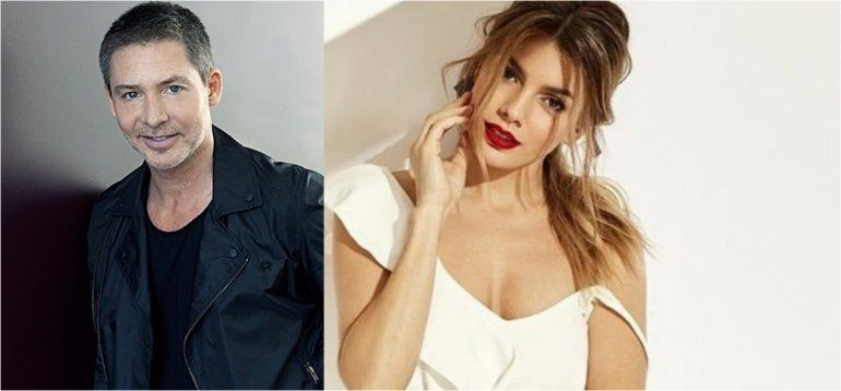 Natalie Pérez será la compañera de Adrián Suar en el Big Show para Fox