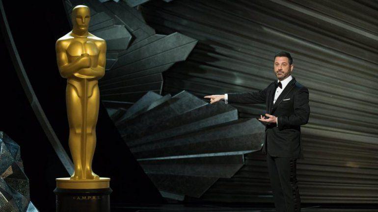 El presentador del Oscar y un polémico chiste sobre el acoso sexual