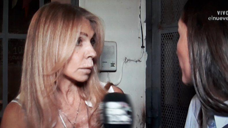 Pese a meditar con Sai Baba, Silvia Pérez se puso muy tensa cuando le preguntaron por Olmedo