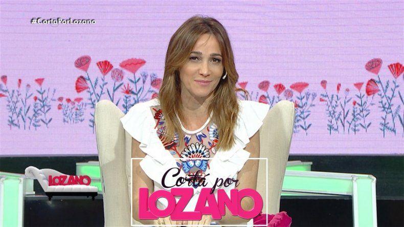 Verónica Lozano, con fecha y horario confirmado para su vuelta