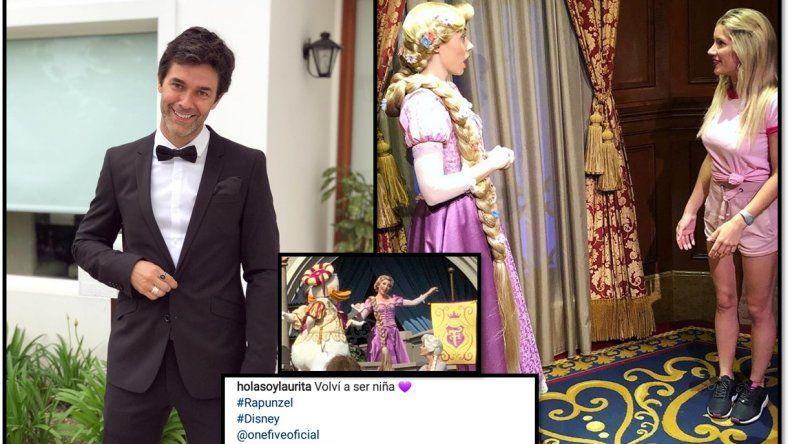 Laurita hará Sugar y plantó a Mariano Martínez en teatro: Me tomó por sorpresa; el lunes empezábamos a ensayar