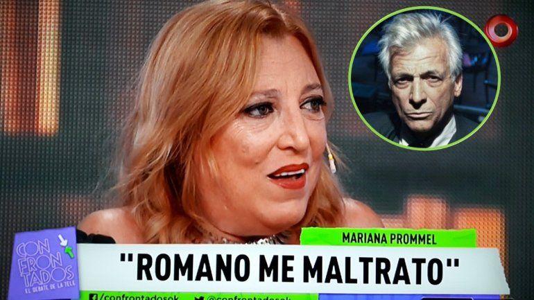Nueva denuncia contra Gerardo Romano, ahora una actriz lo denuncia por maltrato: Te voy a cortar el clítoris con un Tramontina