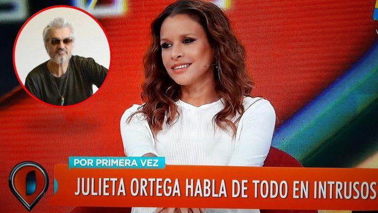 Julieta Ortega, letal: Pettinato es un misógino y lo bloquee de todos lados