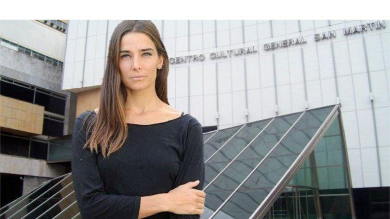 Juana Viale criticó la política cultural de la ciudad: No mejoró el estado del teatro San Martín