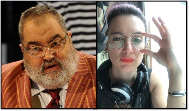 Lanata letal contra Malena Pichot: El cupo del ridículo, en los debates, está bien cubierto por ella