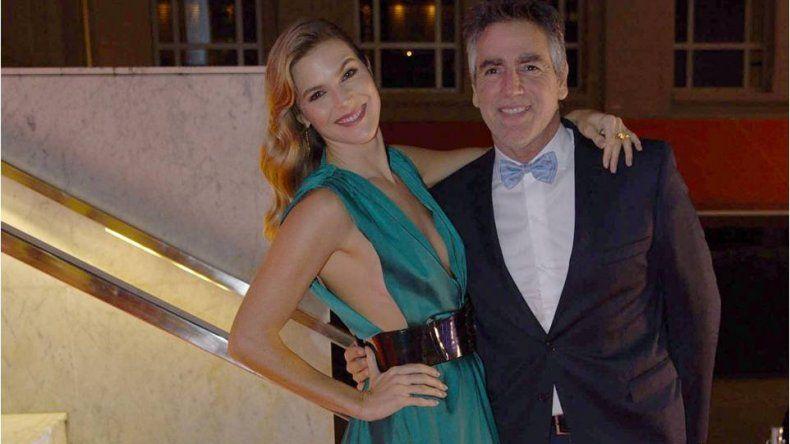 Se separaron la modelo Pía Slapka y el manager Paul García Navarro