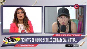Todos odian a Pichot: después de pelearse con Eva de Dominici