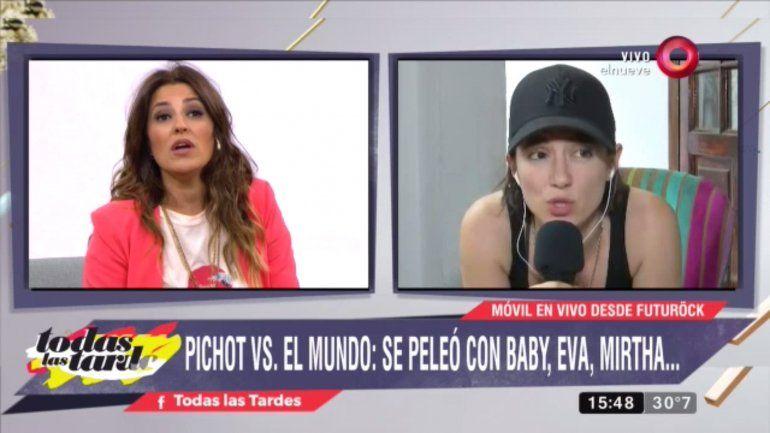 Todos odian a Pichot: después de pelearse con Eva de Dominici, Maju Lozano la sacó del aire