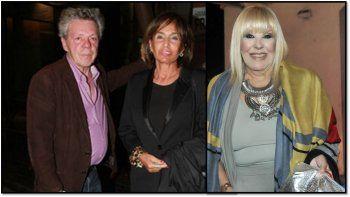 Bomba: la viuda de Emilio Disi lleva a la justicia a Dorys Del Valle a una semana de la muerte del actor