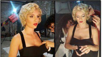 Laurita Fernández ya se muestra como la nueva Sugar: las fotos del look para el musical