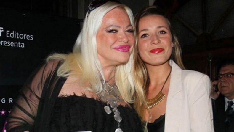 Silvia Süller se reencontró con su hija Marilyn y conoció a su nieto después de tener un infarto