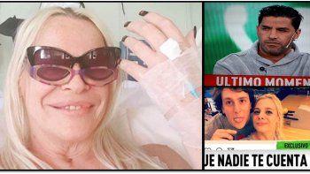 El misterio Süller: se fugó del hospital