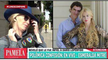 Volcó Esmeralda Mitre