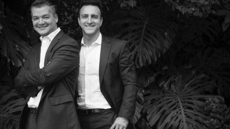 Luis Pavesio, la última pareja de Juan Castro, se casa con Damián