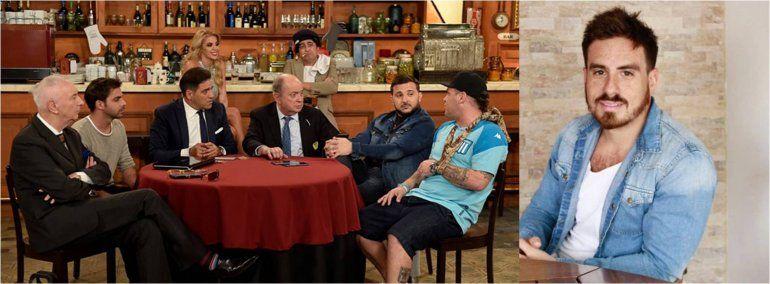 Vuelve Polémica en el bar a América y Fede Bal formaría parte de la nueva mesa