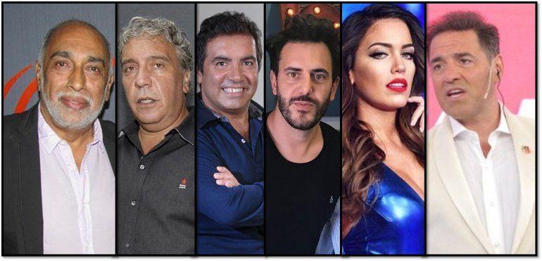La nueva mesa de Polémica en el bar: Oro, Rifle Varela, Coco Sily, Diego Pérez, Garabal y Rocío Robles