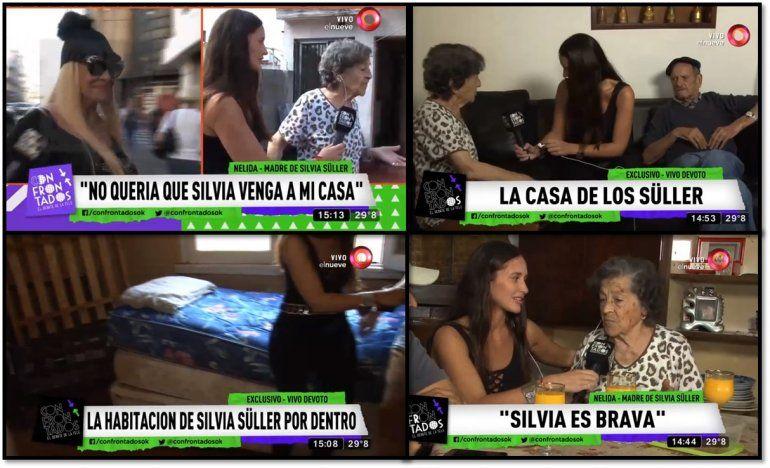 Por primera vez en la tele la casa de la familia Süller por dentro: sus padres mostraron la intimidad del cuarto de Silvia