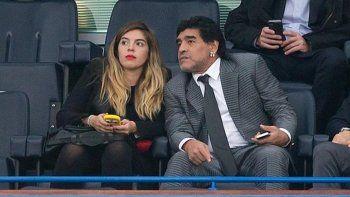 Finalmente Diego Maradona no asistirá a la boda de Dalma